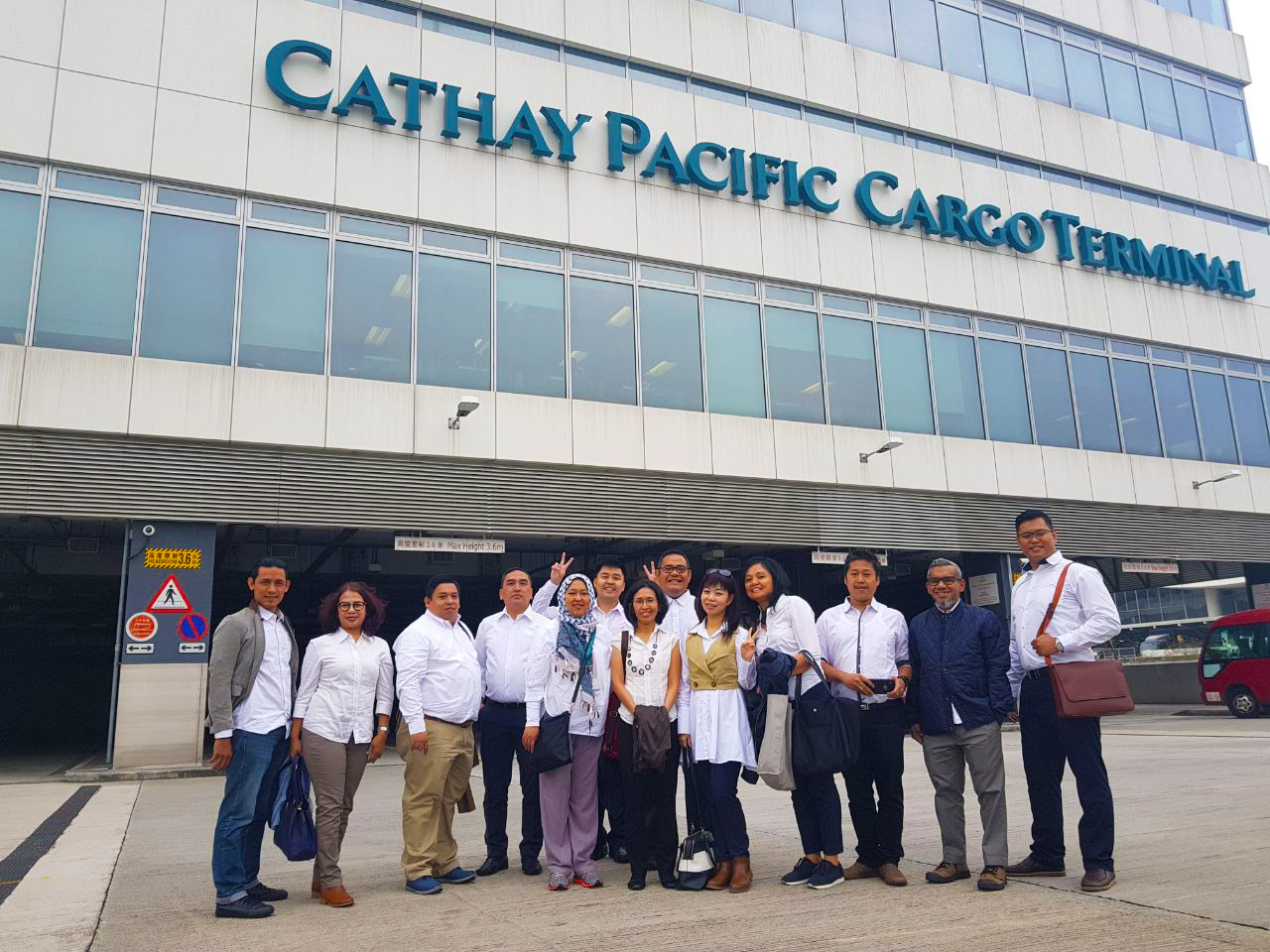 Cathay Cargo Indonesia agents