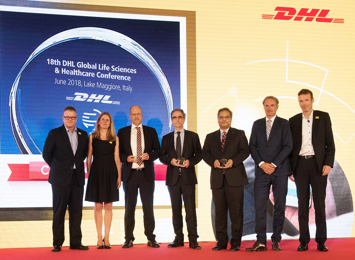 Cathay Pacific Cargo awarded 2018 DHL CARE Award