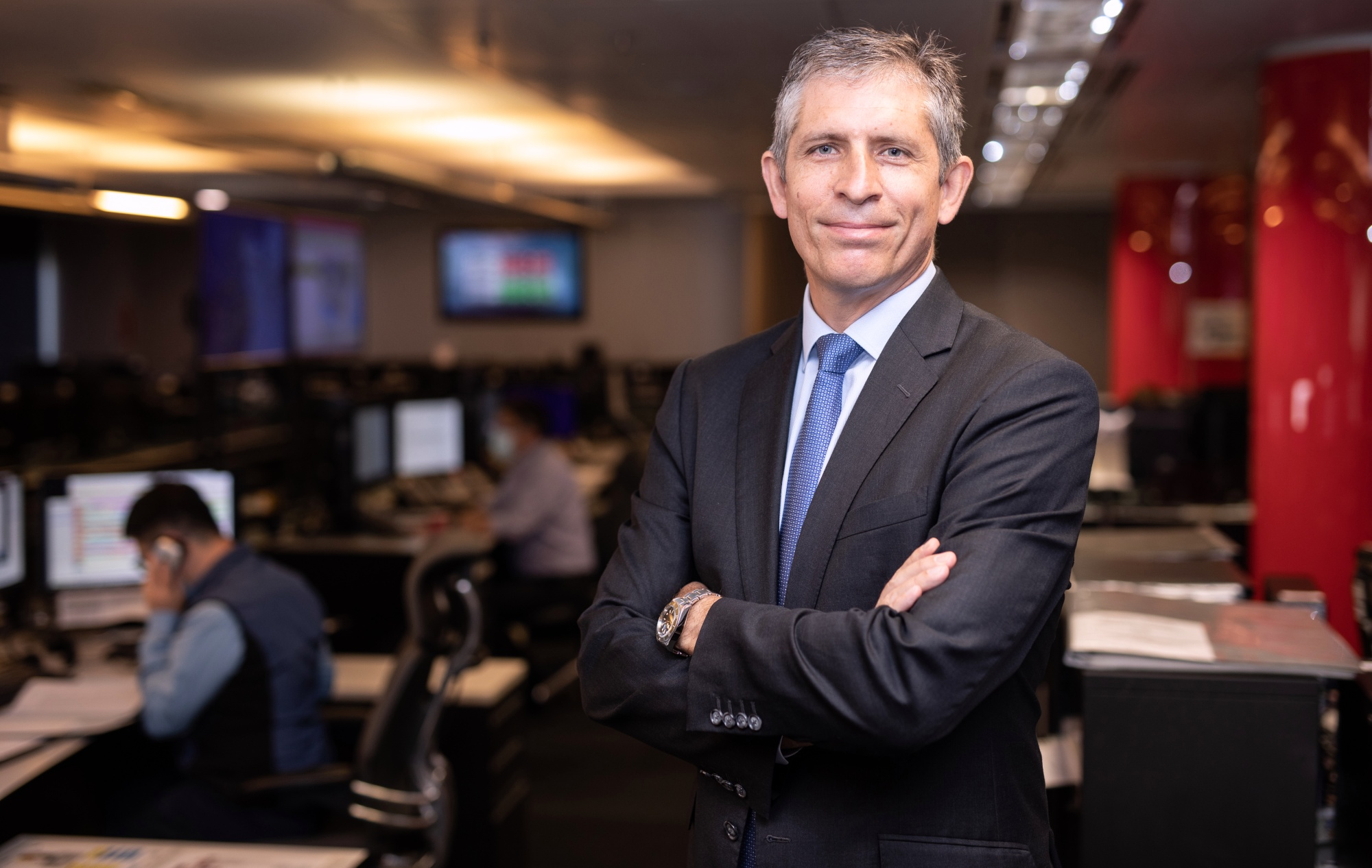 Jon Toller, General Manager of Integrated Operations Centre, Cathay Pacific
